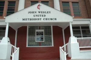 Welcome to John Wesley UMC