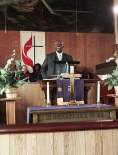 Black History Program 2015